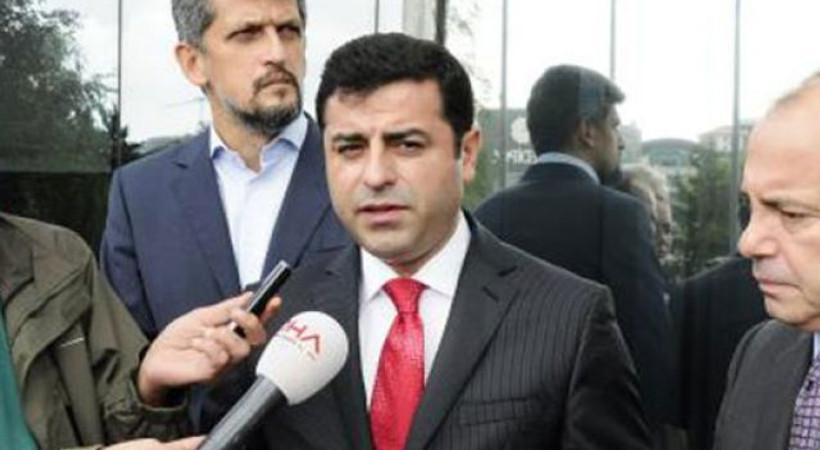 Selahattin Demirtaş Hürriyet'i ziyaret etti!