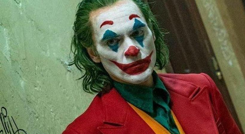 Joker vizyona girdi, gişe geliriyle rekor kırdı!