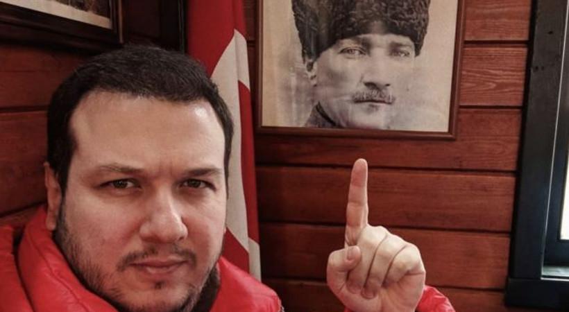 Şahan Gökbakar'dan Atatürk paylaşımı: 'Büyük adamsın. İyi ki varsın...'