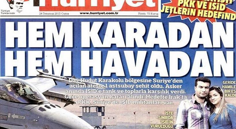 Sıcak çatışmayı hangi gazete nasıl gördü?