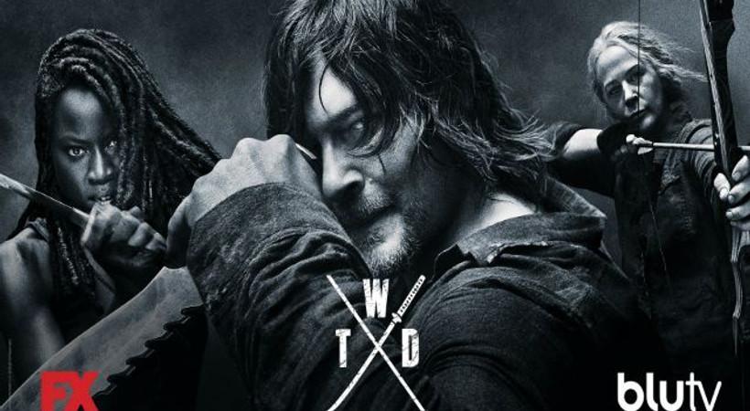 The Walking Dead yeni sezonuyla BluTV'de!