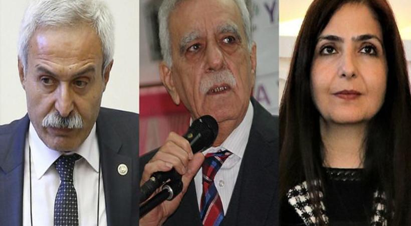 Diyarbakır, Mardin ve Van Belediye Başkanları görevden alındı!