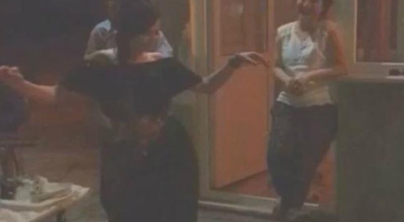 Deniz Çakır'dan dans şov!