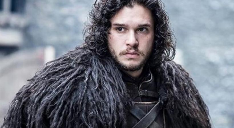 Kit Harington nasıl Jon Snow olduğunu anlattı
