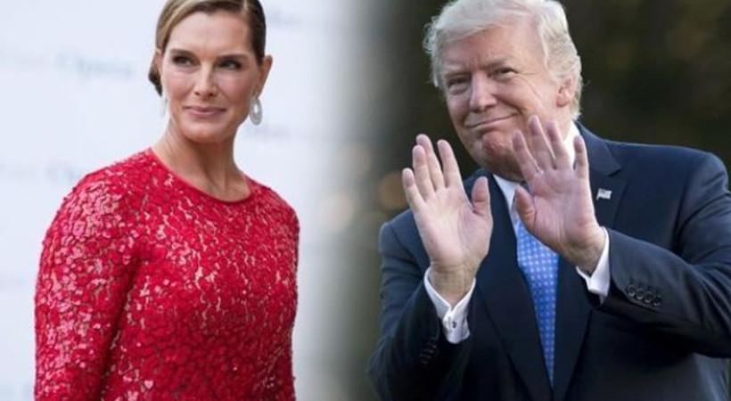 Ünlü oyuncudan Trump itirafı: Bana çıkma teklif etmişti, reddettim!