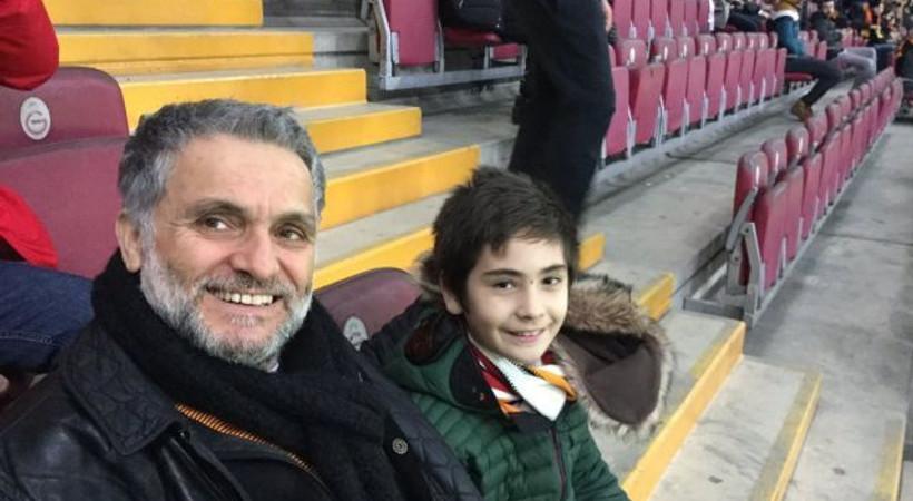 Tutuklu gazeteci Kadri Gürsel'in oğlu Galatasaray nöbetini devraldı!