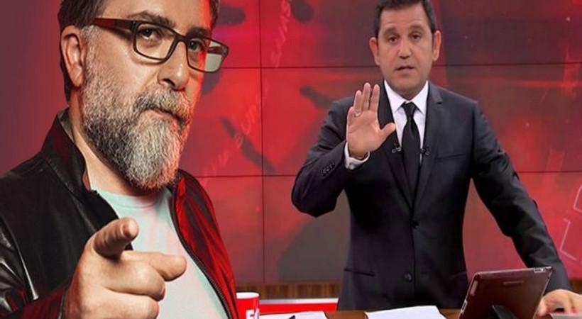 Ahmet Hakan'dan Fatih Portakal'a: 'Bunca cehaletine rağmen...'