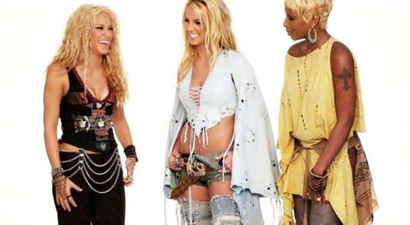 Shakira'dan Britney Spears'a övgü dolu sözler