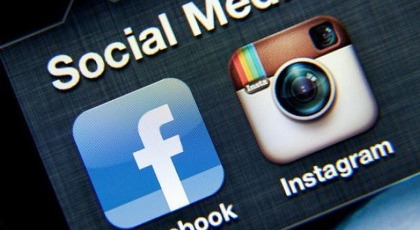 Facebook ve Instagram'a erişim durdu
