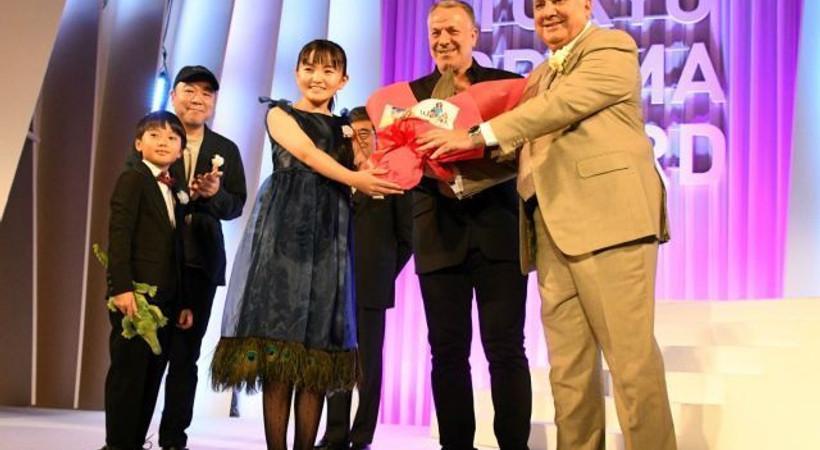 'Kadın' dizisine Tokyo'dan ödül!