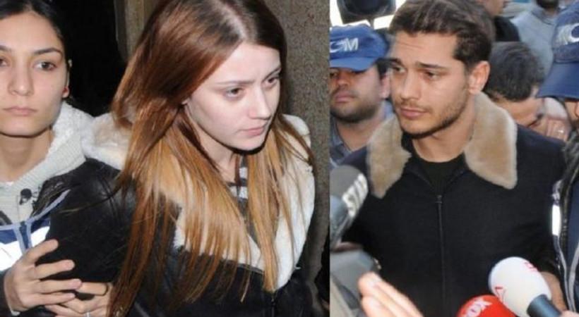 Çağatay Ulusoy, Gizem Karaca ve Cenk Eren için 'Uyuşturucu madde kullanma' suçundan 10 ay hapis cezası