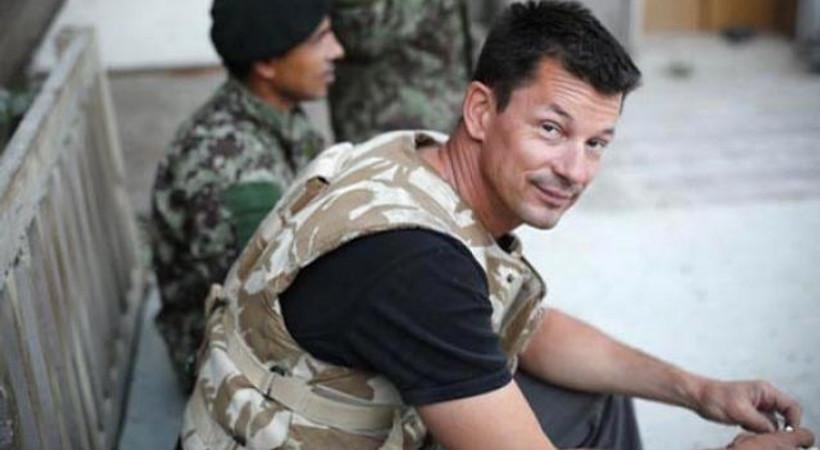 IŞİD, İngiltereli gazetecinin yeni videosunu yayınladı!