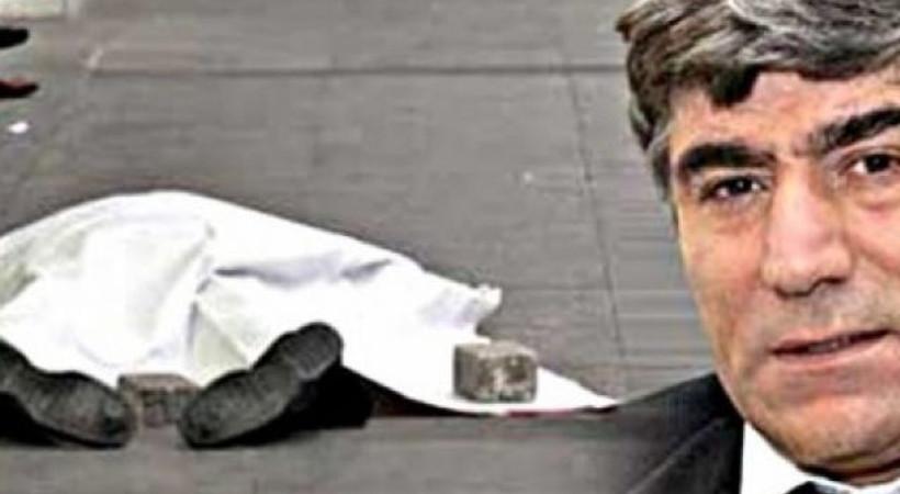 Hrant Dink cinayetinde yeni gelişme!