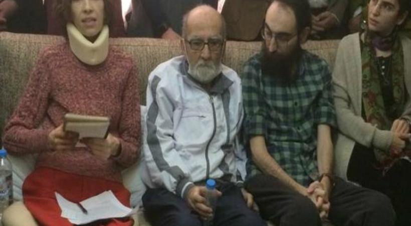 Nuriye Gülmen ve Semih Özakça açlık grevini sonlandırdı