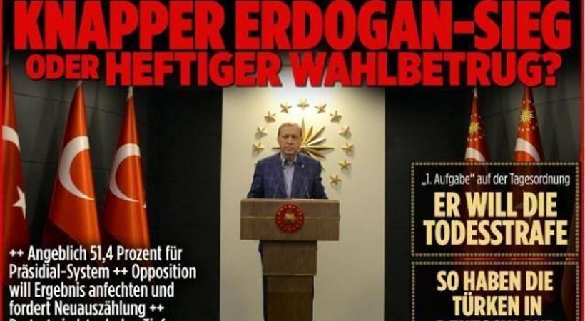 Dış basının gözünden Türkiye'nin referandum sonrası görünümü