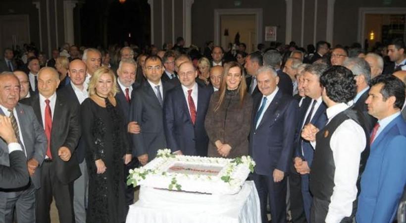 Yeni Asır 120. yılını kutladı! Geceye medya ve siyaset  dünyasından kimler katıldı?