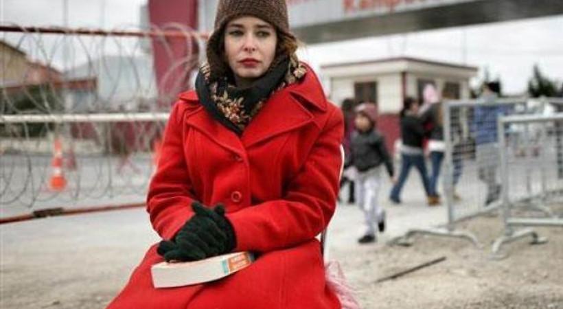 Silivri nöbetini Pelin Batu devraldı: 'Büyük bir utanç kaynağı'