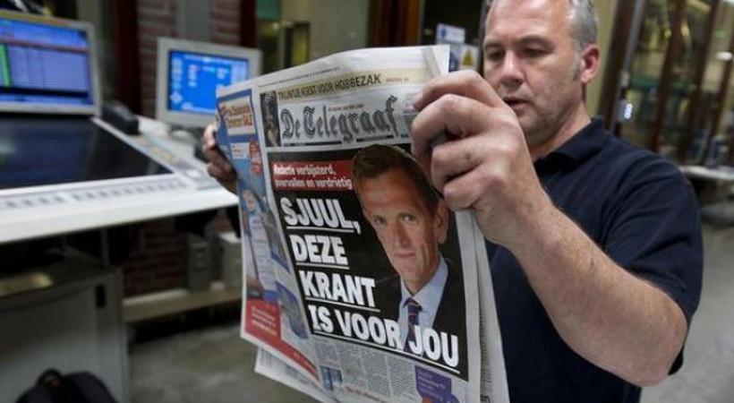 De Telegraaf, Hollandalı gazetecinin Türkiye'de gözaltına alınmasını böyle duyurdu!