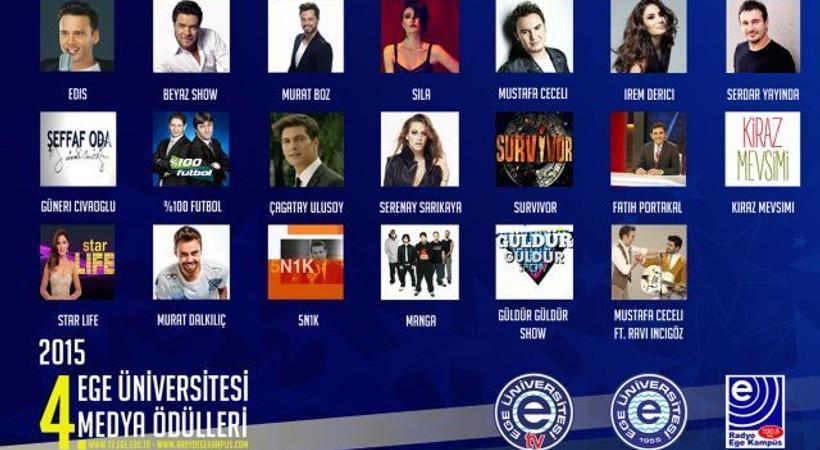 Ege Üniversitesi, medyada yılın en iyilerini seçti