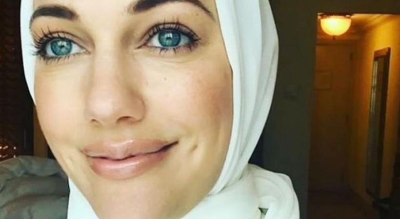 Meryem Uzerli'den tesettürlü video