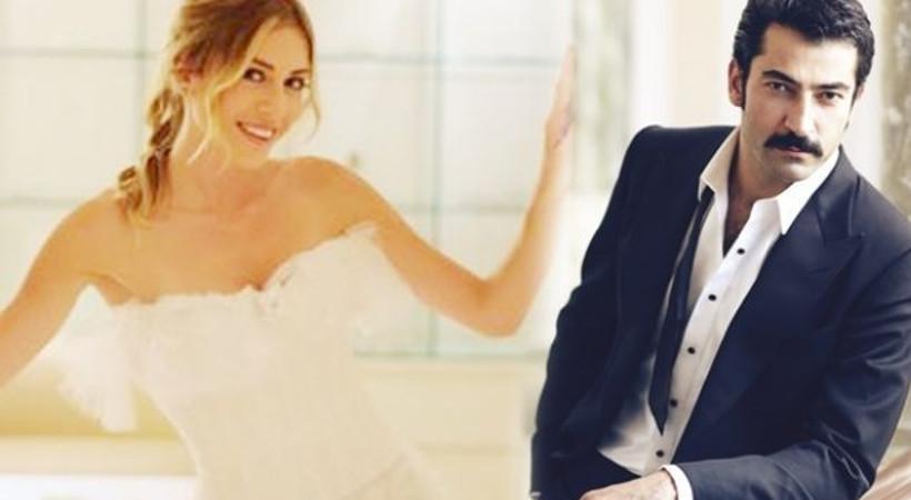Oyuncu çift Kenan İmirzalıoğlu ve Sinem Kobal'ın düğün davetiyesi ortaya çıktı