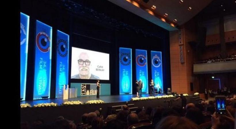 Ödüller sahiplerini buluyor! 34. İstanbul Film Festivali başladı!