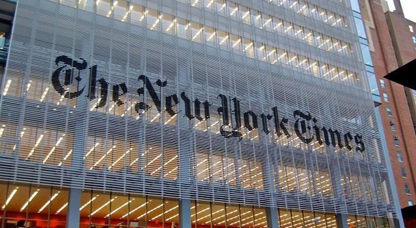 New York Times'tan Türkiye'ye teşekkür mektubu