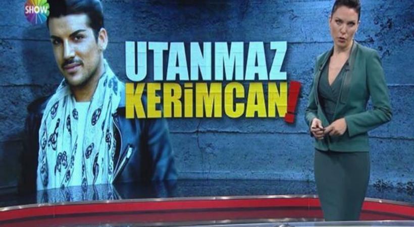 Ece Üner'den Kerimcan Durmaz'a olay tepki!
