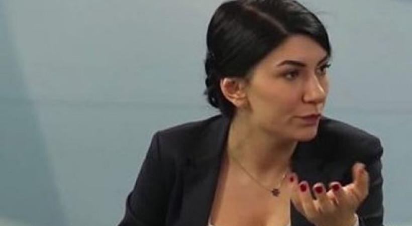 Gazeteci Ece Sevim Öztürk tahliye edildi!