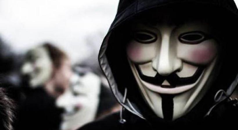 Anonymous'un hedefinde şimdi de Brezilya var!