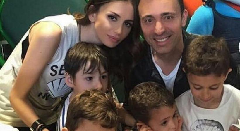 Mustafa Sandal ve Emina Jahovic bir arada!
