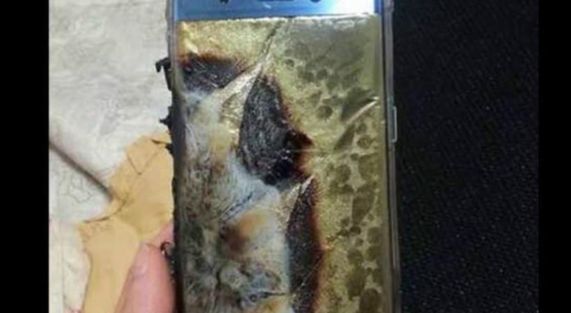 Resmi açıklama geldi, Galaxy Note 7 satışı Türkiye'de durduruldu!