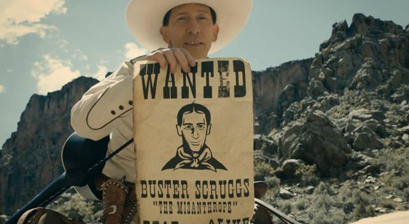 Coen Biraderler'in filmi The Ballad of Buster Scruggs'ın fragmanı paylaşıldı!