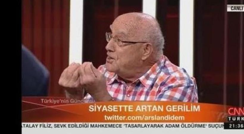 CNN Türk yayınında konuk isyan etti: 'Bir daha beni programa çağırmayın'