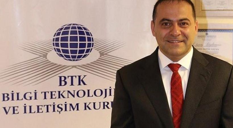 BTK'ya yeni başkan