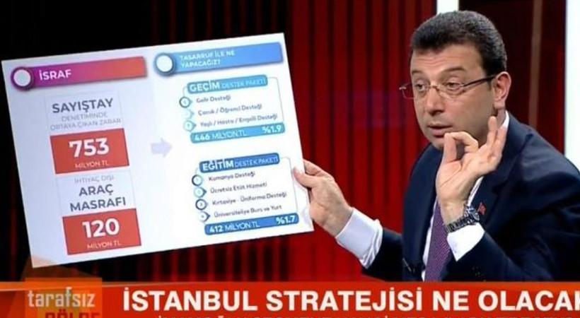 Ekrem İmamoğlu'ndan flaş Tarafsız Bölge açıklaması!