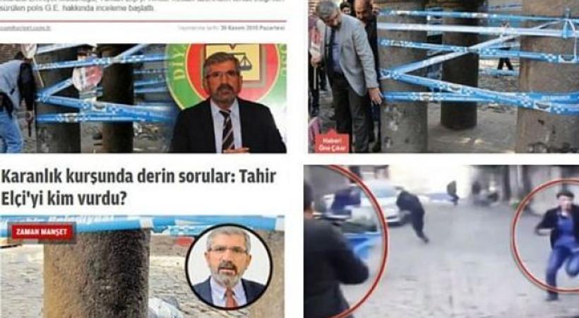 Tahir Elçi cinayetinin aydınlatılması için 3 gazeteden 32 soru!