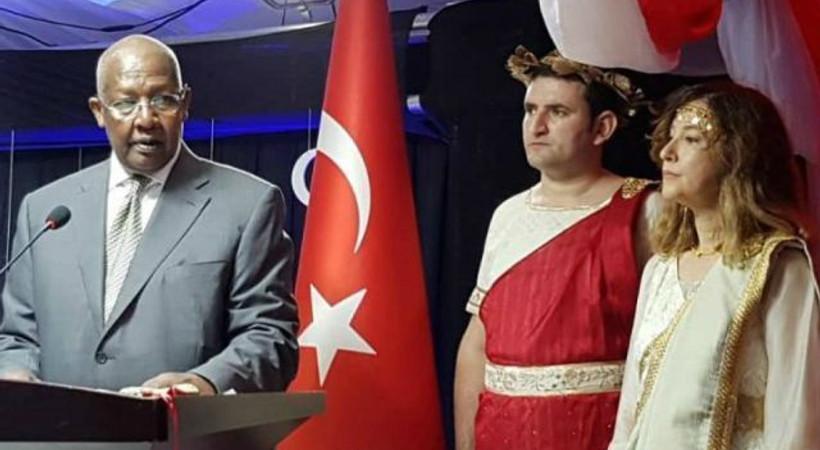 'Ama Yunan galip gelmedi ki Sayın Büyükelçim'