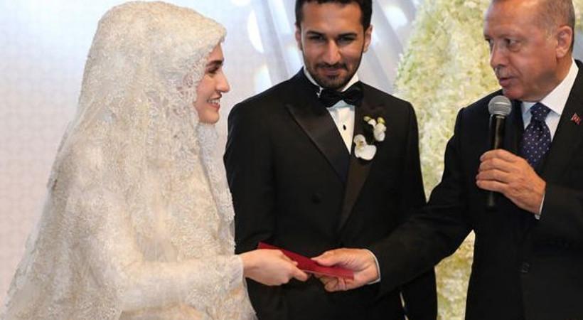 Cumhurbaşkanı Erdoğan, Diriliş Ertuğrul oyuncusunun nikah şahidi oldu!