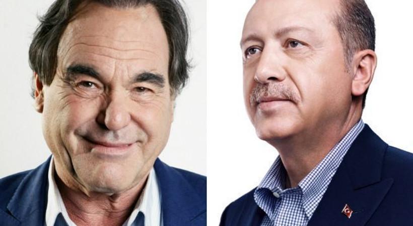 'Oliver Stone-Erdoğan röportajını bekliyoruz'