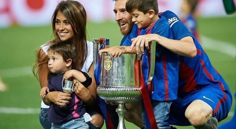 Messi'nin düğününü 60 ülkeden 150 gazeteci takip edecek