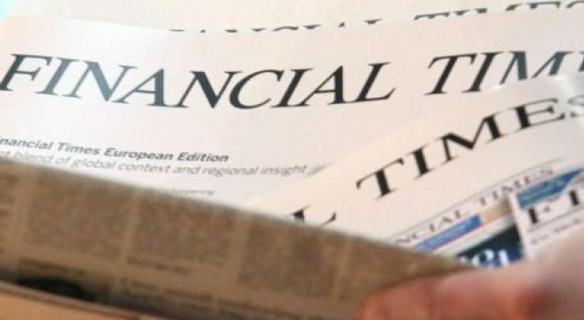 Financial Times İstanbul'u yazdı