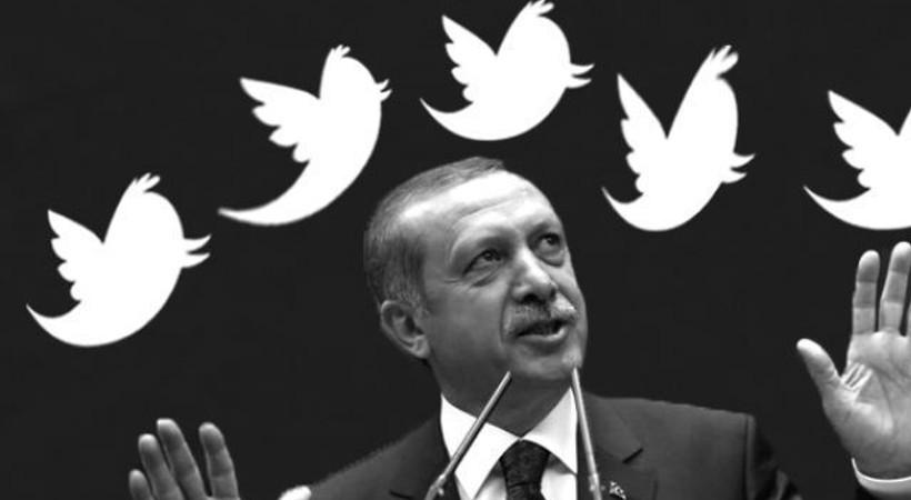 Erdoğan Twitter'la karmaşık ilişkide!