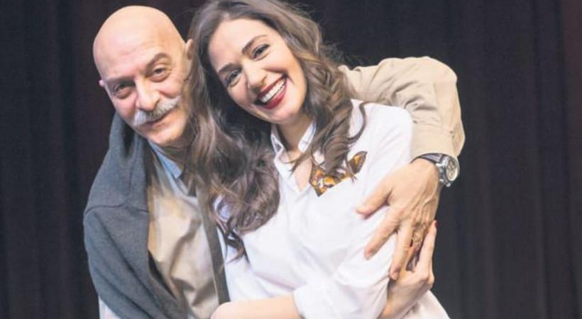 Özge Borak'ın babası da İstanbullu Gelin'in kadrosunda!
