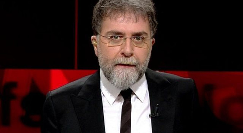 Ahmet Hakan'dan gazeteciye: A be gerzek!