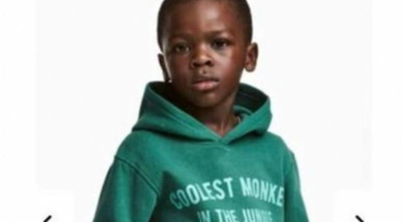H&M, siyah çocuğa giydirdiği o sweatshirt için özür diledi