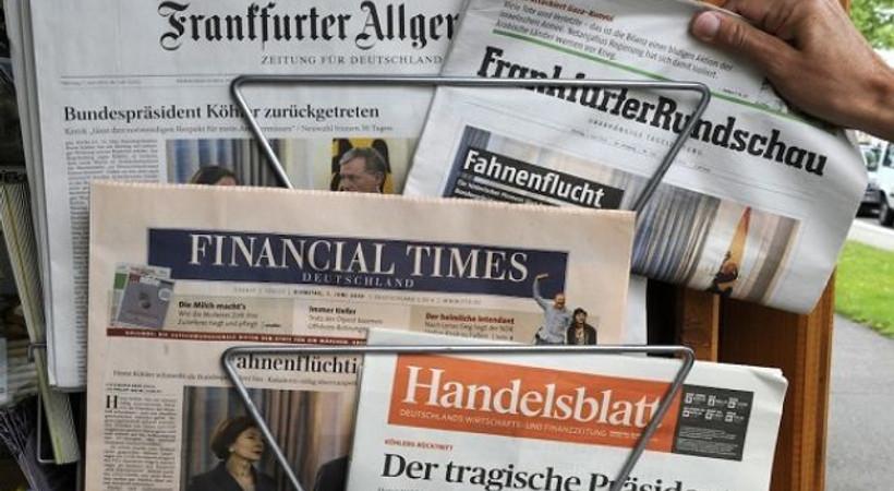 Alman basını: 'Türkiye vize için ek süre verdi!'
