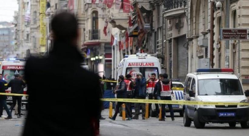 İstiklal Caddesi'ni kana bulayan canlı bombanın kimliği açıklandı