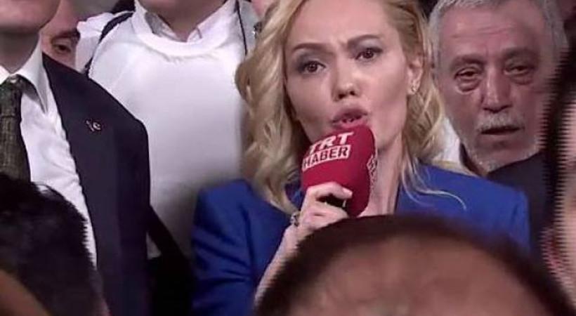 TRT'de korsan bildiriyi okuyan spiker: Bu anları bir daha hatırlamak istemiyorum