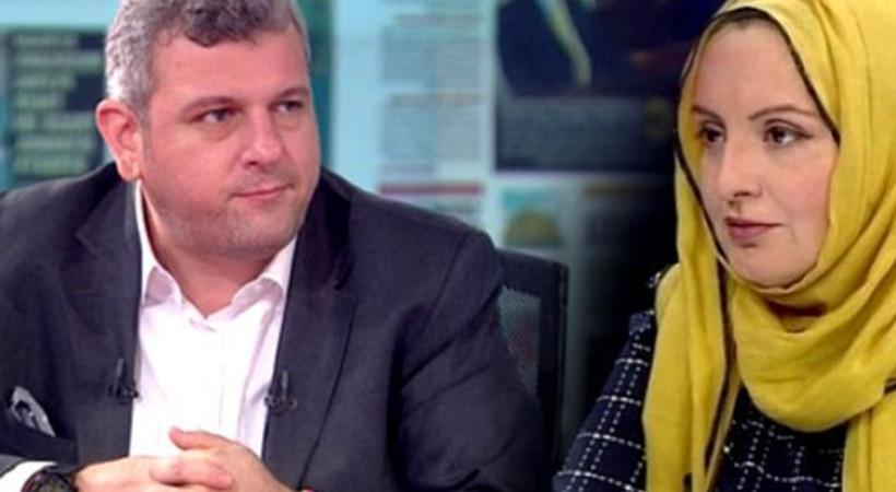 Ersoy Dede ile Nihal Bengisu Karaca sosyal medyada kavgaya tutuştu